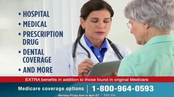 Medicare Coverage Helpline TV Spot, 'One Plan' - Thumbnail 2