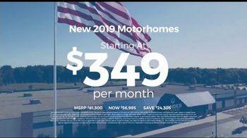 Gander Outdoors & RV TV Spot, '2019 Travel Trailers & Motor Homes' - Thumbnail 10