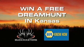 Buckmasters TV Spot, '2019 Dream Hunt in Kansas'