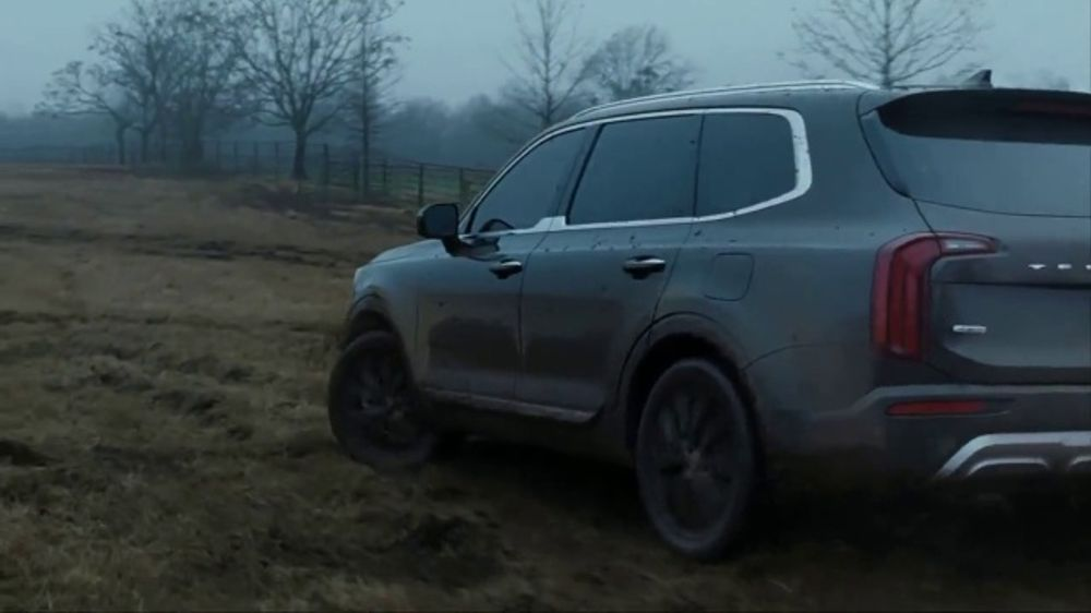 2020 Kia Telluride TV Commercial, 'Run' [T1]