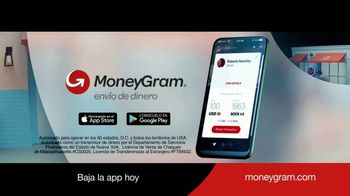 MoneyGram TV Spot, 'Envía dinero y rastrea las transferencias' [Spanish] - Thumbnail 7