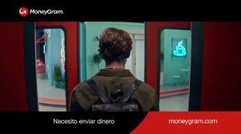 MoneyGram TV Spot, 'Envía dinero y rastrea las transferencias' [Spanish]