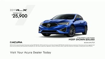 2019 Acura ILX TV Spot, 'Total Control' Song by WILLS [T1] - Thumbnail 7