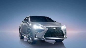 Invitation to Lexus Sales Event TV Spot, 'Unforgettable' [T2]