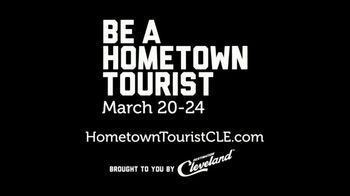 Destination Cleveland TV Spot, 'Be A Hometown Tourist' - Thumbnail 10