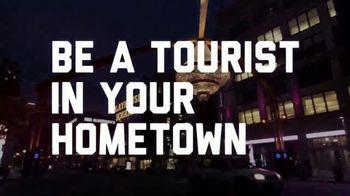 Destination Cleveland TV Spot, 'Be A Hometown Tourist' - Thumbnail 5