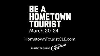 Destination Cleveland TV Spot, 'Be A Hometown Tourist' - Thumbnail 9