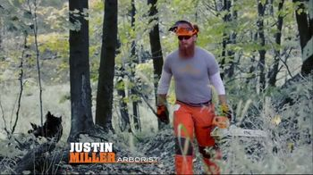 STIHL TV Spot, 'Real: Chainsaw and Blower'