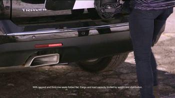 2019 Chevrolet Traverse TV Spot, 'Bear Mountain Ski Trip' Featuring Jessica Vilchis [T2] - Thumbnail 6