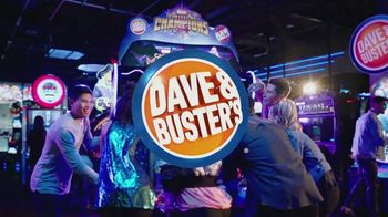 Dave and Buster's TV Spot, 'Captain Marvel: Your Favorite Heroes' - Thumbnail 1