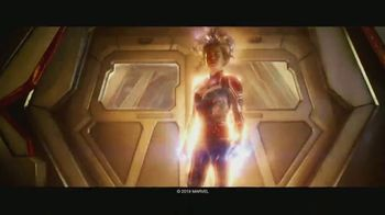 Dave and Buster's TV Spot, 'Captain Marvel: Your Favorite Heroes' - 986 commercial airings
