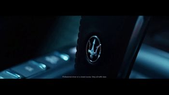 Maserati Levante GTS TV Spot, 'The Storm Is Here' [T1]