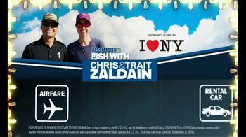 Bassmaster Sweepstakes TV Spot, 'Fishing Trip: New York' - Thumbnail 5