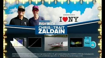 Bassmaster Sweepstakes TV Spot, 'Fishing Trip: New York' - Thumbnail 6