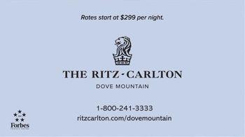 Ritz-Carlton Dove Mountain TV Spot, 'Quiet Luxury' Song by Elizabeth Mitchell - Thumbnail 8