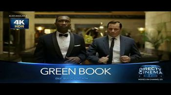 DIRECTV Cinema TV Spot, 'Green Book'