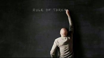 GMC TV Spot, 'Rule of Three: Trucks' [T2]