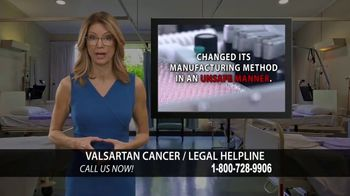 Valsartan Cancer Legal Helpline TV Spot, 'Valsartan 160' - Thumbnail 6