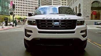 Ford TV Spot, 'Atlanta International Auto Show: Jump in and Drive' [T2] - Thumbnail 9