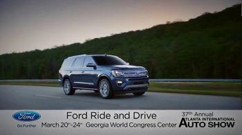 Ford TV Spot, 'Atlanta International Auto Show: Jump in and Drive' [T2] - Thumbnail 3