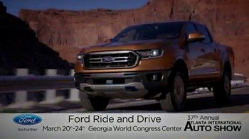 Ford TV Spot, 'Atlanta International Auto Show: Jump in and Drive' [T2] - Thumbnail 4