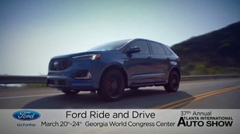 Ford TV Spot, 'Atlanta International Auto Show: Jump in and Drive' [T2] - Thumbnail 5