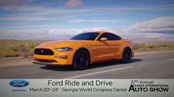 Ford TV Spot, 'Atlanta International Auto Show: Jump in and Drive' [T2] - Thumbnail 6