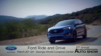 Ford TV Spot, 'Atlanta International Auto Show: Jump in and Drive' [T2] - Thumbnail 7