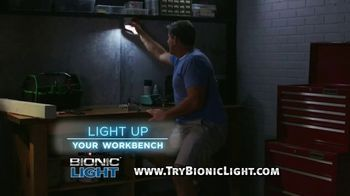 Bell + Howell Bionic Light TV Spot, 'You Need Light'