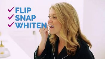 GO SMILE Super White Snap Packs TV Spot, 'Busy Mom: Directly to Your Door' - Thumbnail 6