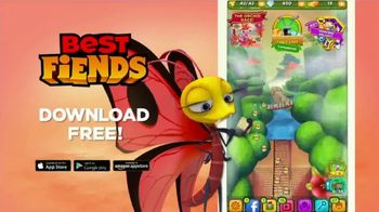 Best Fiends TV Spot, 'Collect Cute Characters: Thousands of Puzzles' - Thumbnail 6