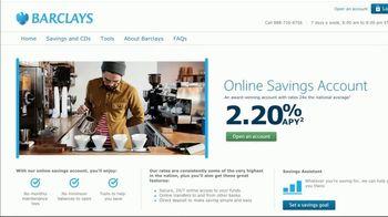 Barclays TV Spot, 'Tax Refund' - Thumbnail 5