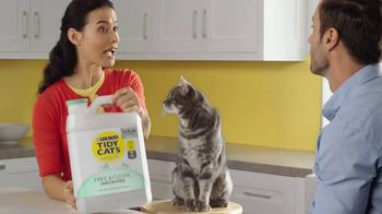 Tidy Cats Free & Clean Unscented TV Spot, 'Have You Smelled This Litter' - Thumbnail 1