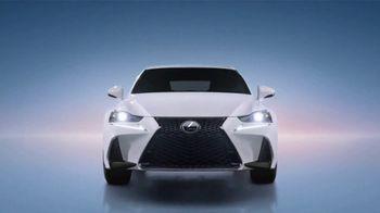 Invitation to Lexus Sales Event TV Spot, 'Exhilaration' [T2]
