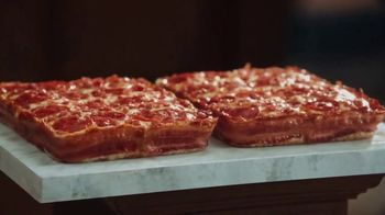 Little Caesars Bacon Wrapped DEEP!DEEP! Dish Pizza TV Spot, 'Litigation' - Thumbnail 3