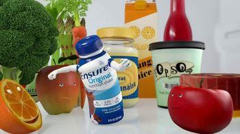 Ensure Original Nutrition Shake TV Spot, 'On a Mission: Complete Balanced Nutrition' - Thumbnail 2