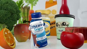 Ensure Original Nutrition Shake TV Spot, 'On a Mission: Complete Balanced Nutrition' - Thumbnail 4