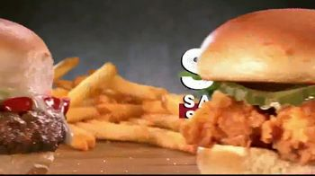 Ruby Tuesday Slider Combos TV Spot, 'Just $11.99' - Thumbnail 4