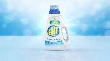 All Free Clear TV Spot, 'Sensitive Skin' - Thumbnail 8