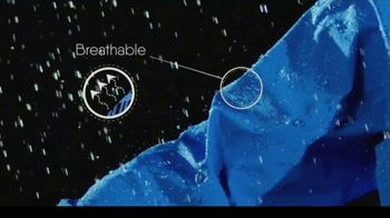 Lands' End Ultimate Waterproof Rain Jacket TV Spot, 'The Weather Channel: What's It Take' - Thumbnail 7