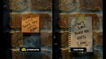 Post-it Extreme TV Spot, 'Get it Said and Done' - Thumbnail 1