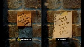 Post-it Extreme TV Spot, 'Get it Said and Done' - Thumbnail 2