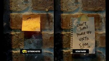 Post-it Extreme TV Spot, 'Get it Said and Done'