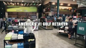 Dick's Sporting Goods TV Spot, 'Step Up Your Golf Game' - Thumbnail 10