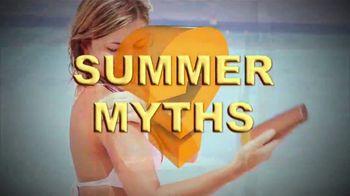 Usana TV Spot, 'Dr. Oz: Summer Myths' - 13 commercial airings