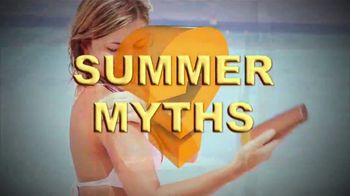 Usana TV Spot, \'Dr. Oz: Summer Myths\'