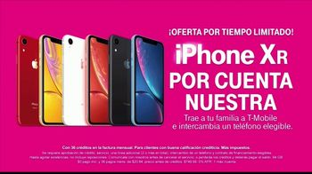 T-Mobile TV Spot, 'iPhone XR por cuenta nuestra' [Spanish] - Thumbnail 8