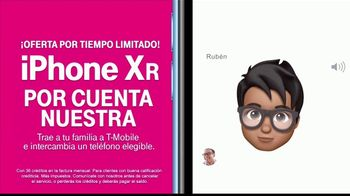 T-Mobile TV Spot, 'iPhone XR por cuenta nuestra' [Spanish] - 1168 commercial airings