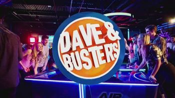 Dave and Buster's TV Spot, 'March Madness: Unlimited Video Games & Wings' - Thumbnail 1