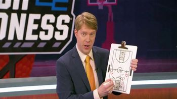 AT&T Wireless TV Spot, 'NCAA March Madness: Game Insights' - 5 commercial airings